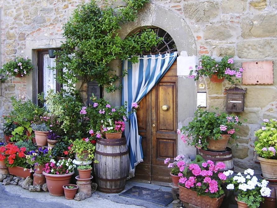 Welcome Loving Italys Gardens