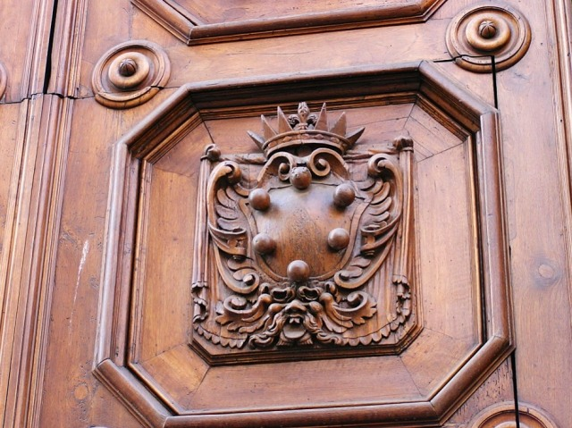 Door panel, Santa Trinità, Florence