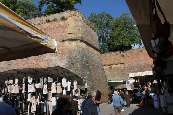 Mercato della LIzza, Siena