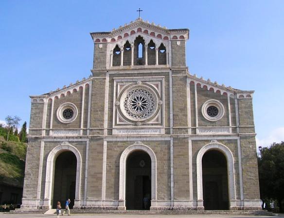 Santa Chiara, Cortona
