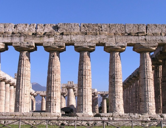 Temple of Hera, circa 530 BC