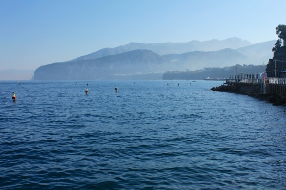 Early morning, Marina Grande, Sorrento.