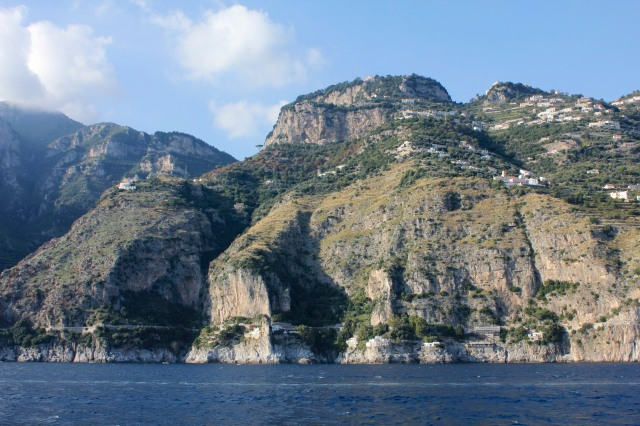 The Amalfi Coast is  probably in a few of those 'bucket list' books.