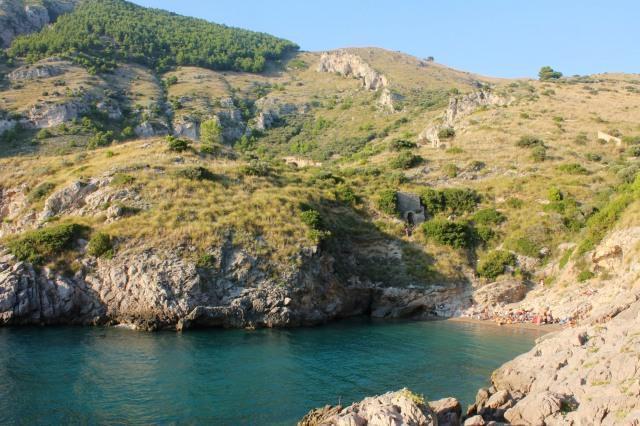Bay of Ieranto.